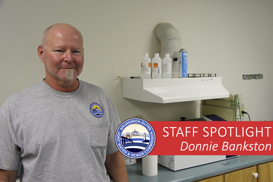 Staff Spotlight Template - Donnie Bankston - 960w 640h
