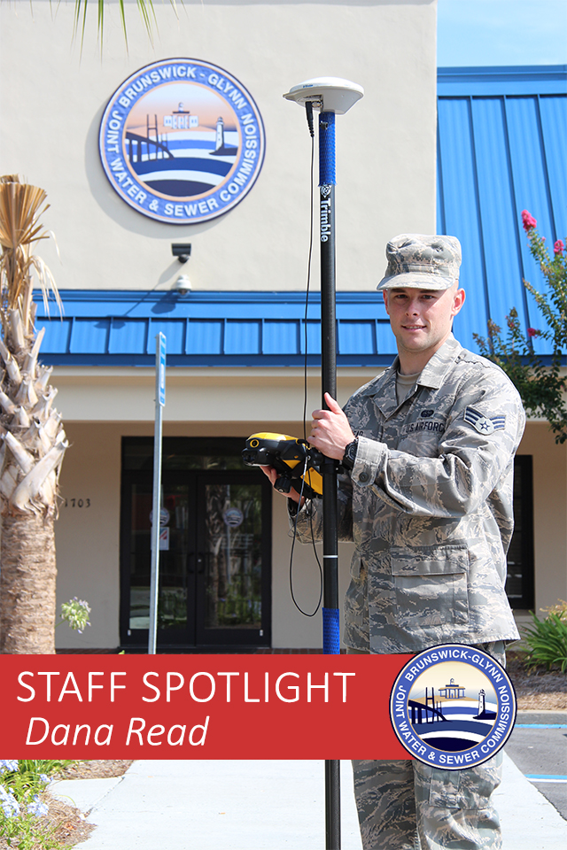 Staff Spotlight Dana Read - 640w 960h